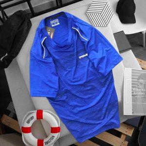 Áo thể thao Power màu xanh dương